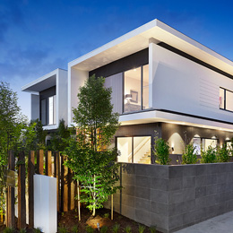 bealiba road medium density residential development completed projects Amnon Weber Architect
